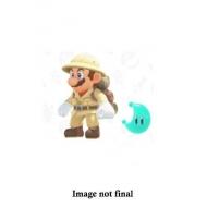 Nintendo - Figurine Odyssey Explorer Mario avec la lune 10 cm