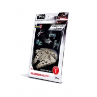 Star Wars - Maquette Série 1 Level 2 Easy-Click Millenium Falcon