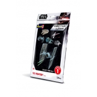 Star Wars -  Maquette Série 1 Level 2 Easy-Click TIE Fighter