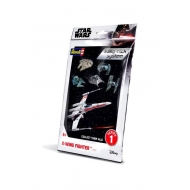 Star Wars - Maquette Série 1 Level 2 Easy-Click X-Wing Fighter