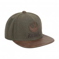 Star Wars - Casquette Snapback Rebel Patch Logo