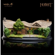 Le Hobbit Un voyage inattendu - Statuette The Green Dragon Inn 9 cm