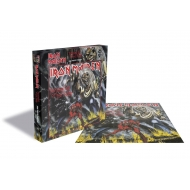 Iron Maiden - Puzzle The Number of the Beast