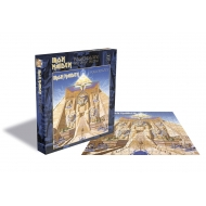 Iron Maiden - Puzzle Powerslave