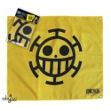 ONE PIECE - Drapeau Trafalgar Law (50x60)