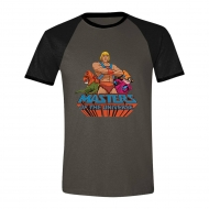 Les Maîtres de l'Univers - T-Shirt Raglan Characters
