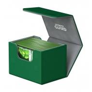 Ultimate Guard - SideWinder™ 100+ taille standard XenoSkin™ Vert
