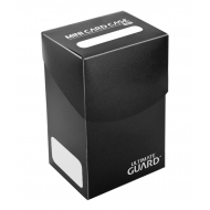 Ultimate Guard - Boîte pour cartes Mini Card Case 60+ Noir