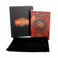Game of Thrones - Journal Fire & Blood 17,5 x 14,5 cm