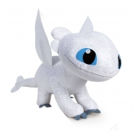 Dragons 3 Le Monde caché - Peluche Light Fury 60 cm