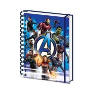 Avengers : Endgame - Cahier à spirale A5 Wiro One Sheet