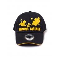 Le Roi Lion - Casquette baseball Hakuna Matata Silhouette