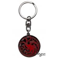 GAME OF THRONES - Porte-clés Targaryen