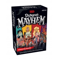 Dungeons & Dragons - Jeu de cartes Dungeon Mayhem