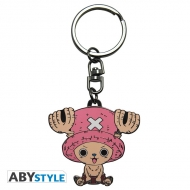 ONE PIECE - Porte-clés Chopper