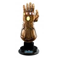 Avengers : Endgame - Réplique 1/4 Infinity Gauntlet 17 cm