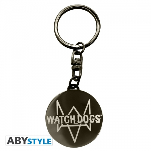 Watch Dogs - Porte-clés Logo