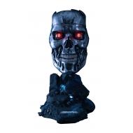 Terminator 2 : Le Jugement dernier - Réplique 1/1 masque de T-800 Endoskeleton 46 cm