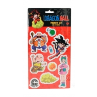 Dragonball - Pack 9 aimants Dragonball Set A