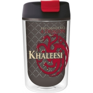 Game of Thrones - Gobelet Tumbler Khaleesi