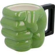 Marvel - Mug 3D Hulk Fist