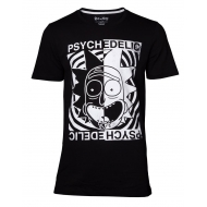 Rick et Morty - T-Shirt Psychedelic