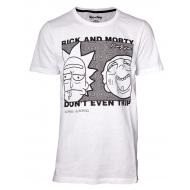 Rick et Morty - T-Shirt Don't Even Trip