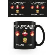 The Legend of Zelda - Mug Drink This Full Colour
