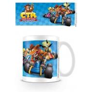 Crash Bandicoot - Mug Crash Team Racing Race