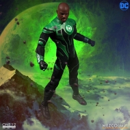 DC Comics - Figurine lumineuse The Green Lantern 1/12 John Stewart 17 cm