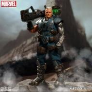 Marvel Universe - Figurine lumineuse 1/12 Cable 17 cm