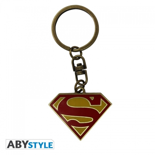Superman - Porte-clés Logo Superman