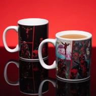 Marvel - Mug effet thermique Iconic Comic Deadpool