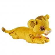 Le Roi Lion - Peluche lumineuse Simba 28 cm