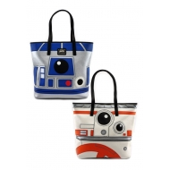 Star Wars - Sac shopping R2-D2/BB-8 By Loungefly