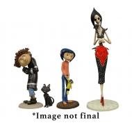 Coraline - Pack 4 figurines Best Of Coraline 3-14 cm
