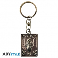 SAINT SEIYA - Porte-clés emblème Pégase