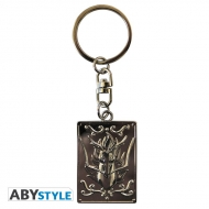 SAINT SEIYA - Porte-clés emblème Dragon