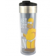 The Simpsons - Mug de voyage Last Perfect Man