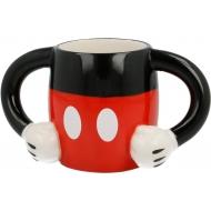 Disney - Mug 3D Mickey Mouse Body
