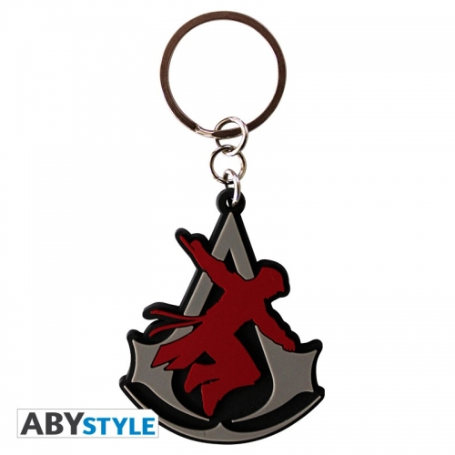 ASSASSIN'S CREED - Porte-clés PVC Crest
