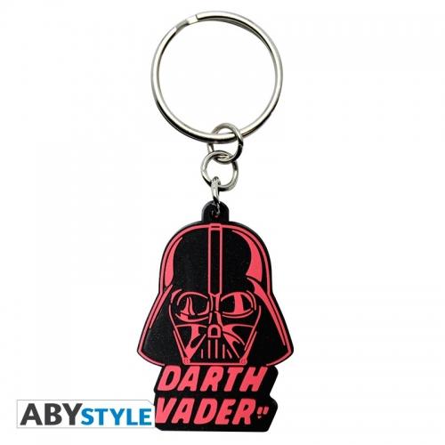 STAR WARS - Porte-clés PVC Dark Vador