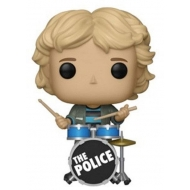 The Police - Figruine POP! Stewart Copeland 9 cm
