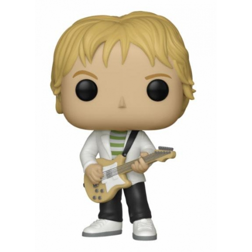 The Police - Figurine POP! Andy Summers 9 cm