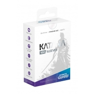 Ultimate Guard - Pack 100 pochettes Katana Sleeves taille standard Transparent