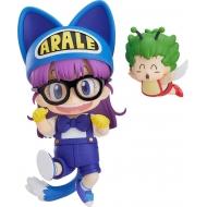 Dr. Slump - Figurine Nendoroid Arale Norimaki Cat Ears Ver. & Gatchan 10 cm