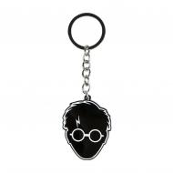 Harry Potter - Porte-clés métal Harry & Glasses