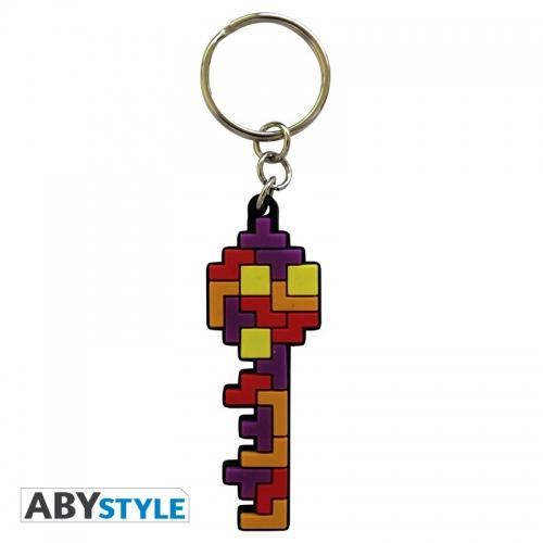 TETRIS - Porte-clés PVC Tetris