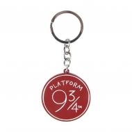 Harry Potter - Porte-clés métal Platform 9 3/4