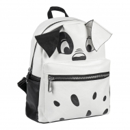 Les 101 Dalmatiens - Sac à dos Casual Fashion Patch 22 x 25 x 11 cm